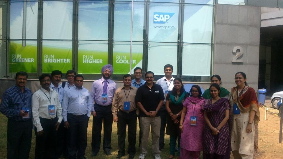 SAP Business ByDesign Enablement Workshop (March 27-30, 2012)